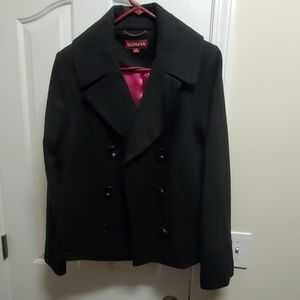 NWOT Merona Double Breasted Pea Coat